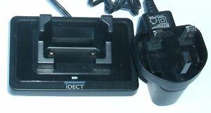 Idect-X3i-Chargeur-Pod-Dc-7-5V-480mA-Royaume-Uni-Prise-Base