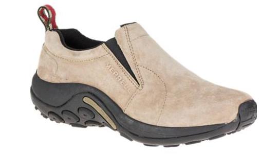 Merrell Jungle Moc Classic Taupe Slip-On shoes Loafer Men's sizes 7-15 NIB