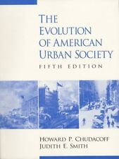 The Evolution of American Urban Society 5th Edition
