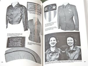 034-DRESSED-FOR-DUTY-VOL-1-034-US-WW2-ANC-NURSE-WOMEN-039-S-JACKET-PANTS-REFERENCE-BOOK