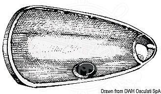Bootsteile & Zubehör OSCULATI Zink-Wellenanode f.Schraube Durchmesser 40/45 mm Teile