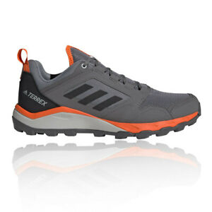 Adidas-Mens-Terrex-en-apesanteur-TR-Trail-Chaussures-De-Course-Baskets-Baskets-Gris