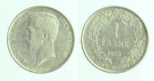pcc1811_6) Belgio Belgen Albert Koning - 1 Frank 1913
