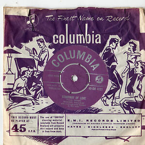 Michael-Holliday-Stairway-Of-Love-7-034-Single-1958