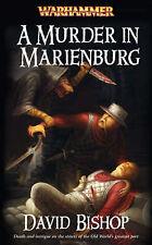 A Murder in Marienburg (Warhammer Novels)-ExLibrary