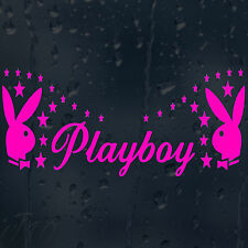 Funny Play Boy estrellas alrededor de coche decal pegatina de vinilo