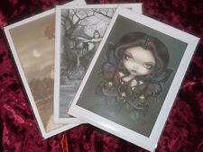 Beautiful Greeting Cards/Notelet Pagan/Wiccan/Gothic