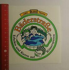 Aufkleber/Sticker: Lahn B260 Taunus Bäderstraße (160916116)