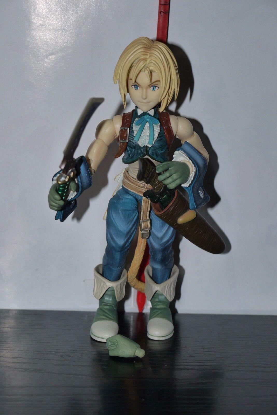 Final Fantasy IX Play Arts Zidane Zidane Zidane Tribal Figure Square Enix ffc