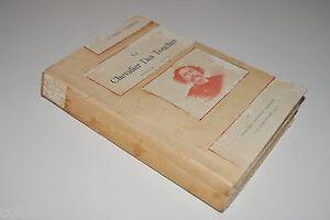 J-Barbey-d-039-Aurevilly-LE-CHEVALIER-DES-TOUCHES-1928-A-Lemerre-BUHOT-MITTIS