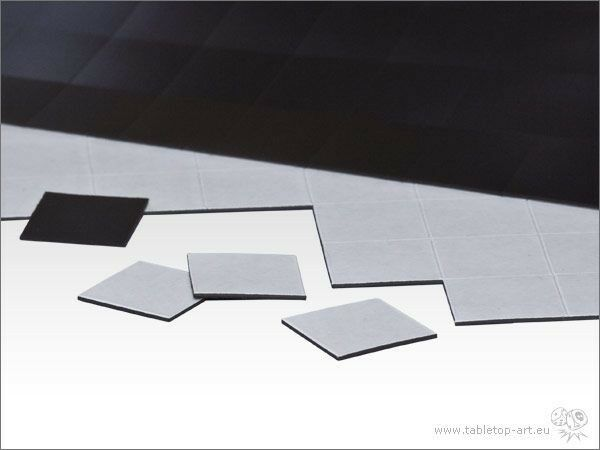 Magnetic Foils Set 0 31 32x0 31 32in 32in 32in 96 Piece with Ferromagnetic Film Tabletop 13edec