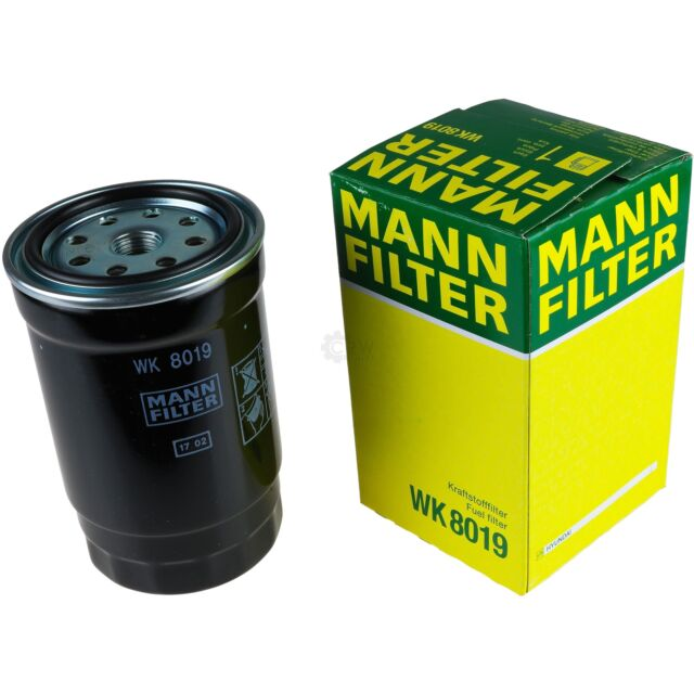 Original MANN-FILTER Kraftstofffilter WK 8019 Fuel Filter