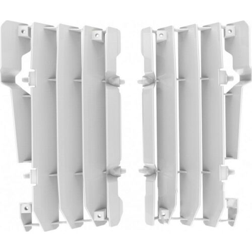 Kühlerlamellen Satz weiß radiator lamellas kit white Beta RR Racing Oilmix Endur