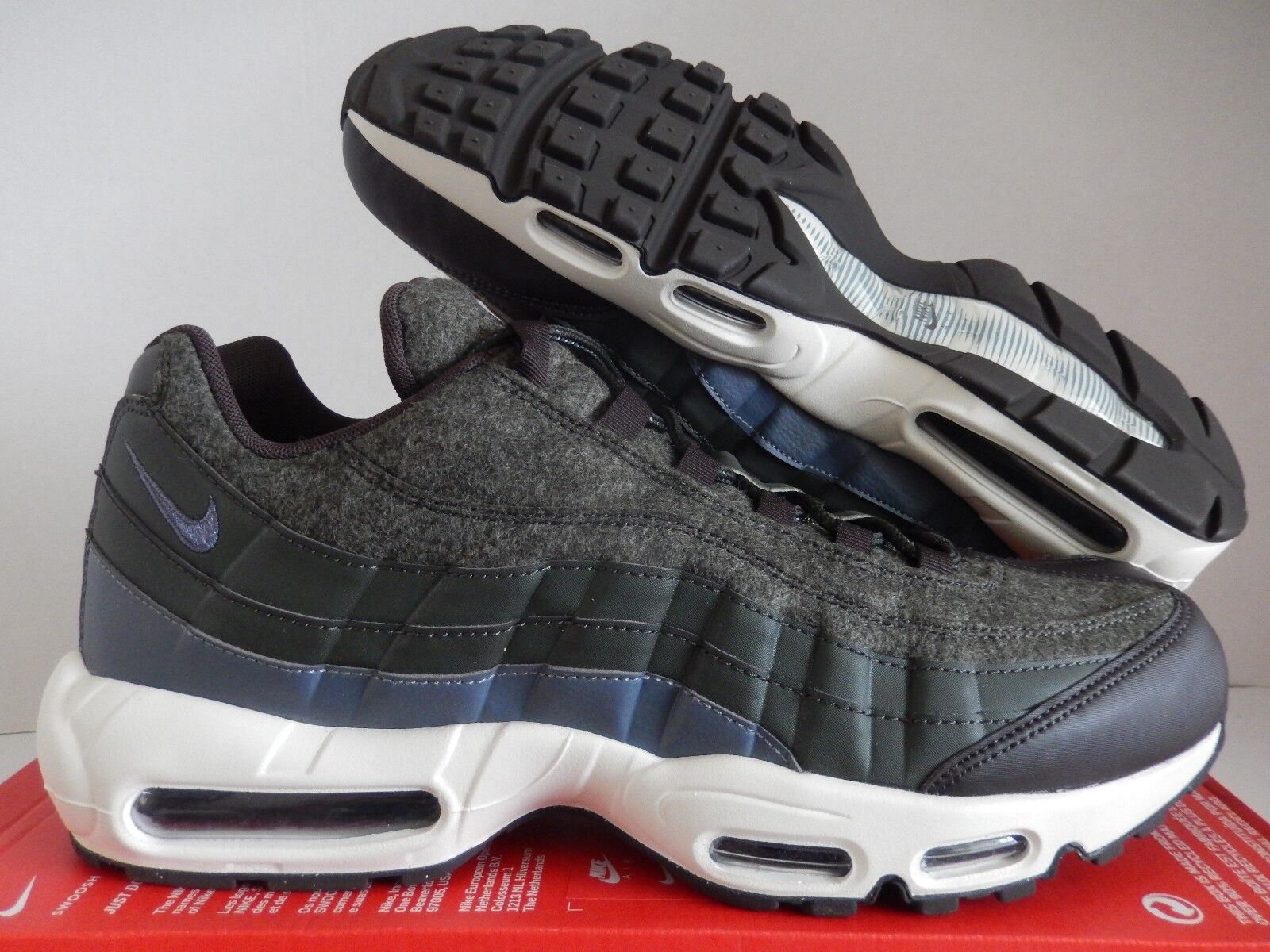 nike prm air max 95 premium prm nike sequoia-light kohlenstoff