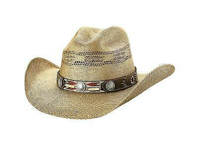 NEW Bullhide Hats 2832 Horse Country Collection Cold Blooded Natural Cowboy Hat