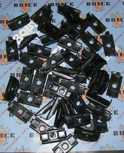 BUICK FISHER BODY 1933-1953 50 pcs FENDER Cage ANCHOR NUTS /&Our Parts Catalog