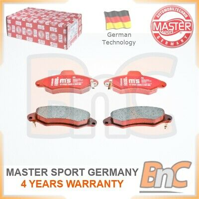 # Genuine Master-sport Germania Heavy Duty Disco Anteriore Set Pastiglie Dei Freni Per Ford-