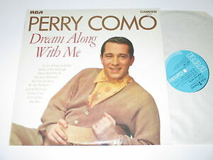 LP-PERRY-COMO-DREAM-ALONG-WITH-ME-RCA-Camden-CDS-1002