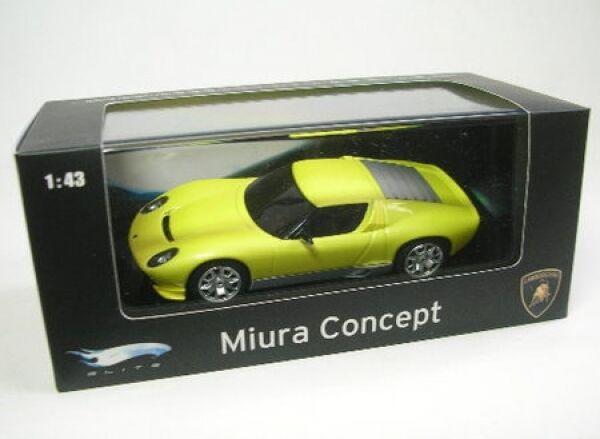 Lamborghini Miura Concept (gelb)  | Zuverlässige Leistung