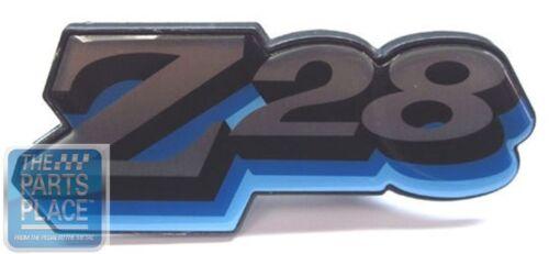 GM 475530 Blue 1978 Chevrolet Camaro Z28 Z-28 Grille Emblem