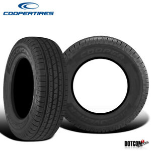 2-X-New-Cooper-Discoverer-SRX-255-55R20XL-110H-Tires