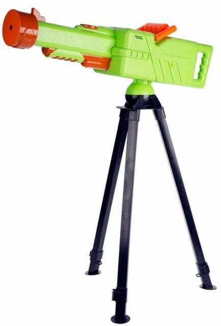 GIANT MEGA HYDRO WATER GUN CANNON SHOOT BLAST TRIPOD STAND LARGE BLASTER GUN