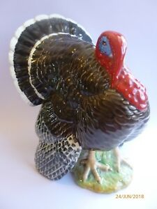 BESWICK-1957-BRONZE-TURKEY