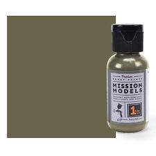 Pintura Modelos de misión, - MMP-025 US Verde Oliva FS 34088 1fl.oz Botella