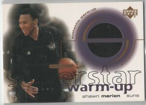 SHAWN-MARION-JERSEY-2001-02-Upper-Deck-Ovation-Superstar-Warm-Ups-PHOENIX-SUNS