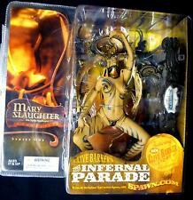 McFarlane  Mary Slaughter Clive Barker infernal Parade Figure VF New