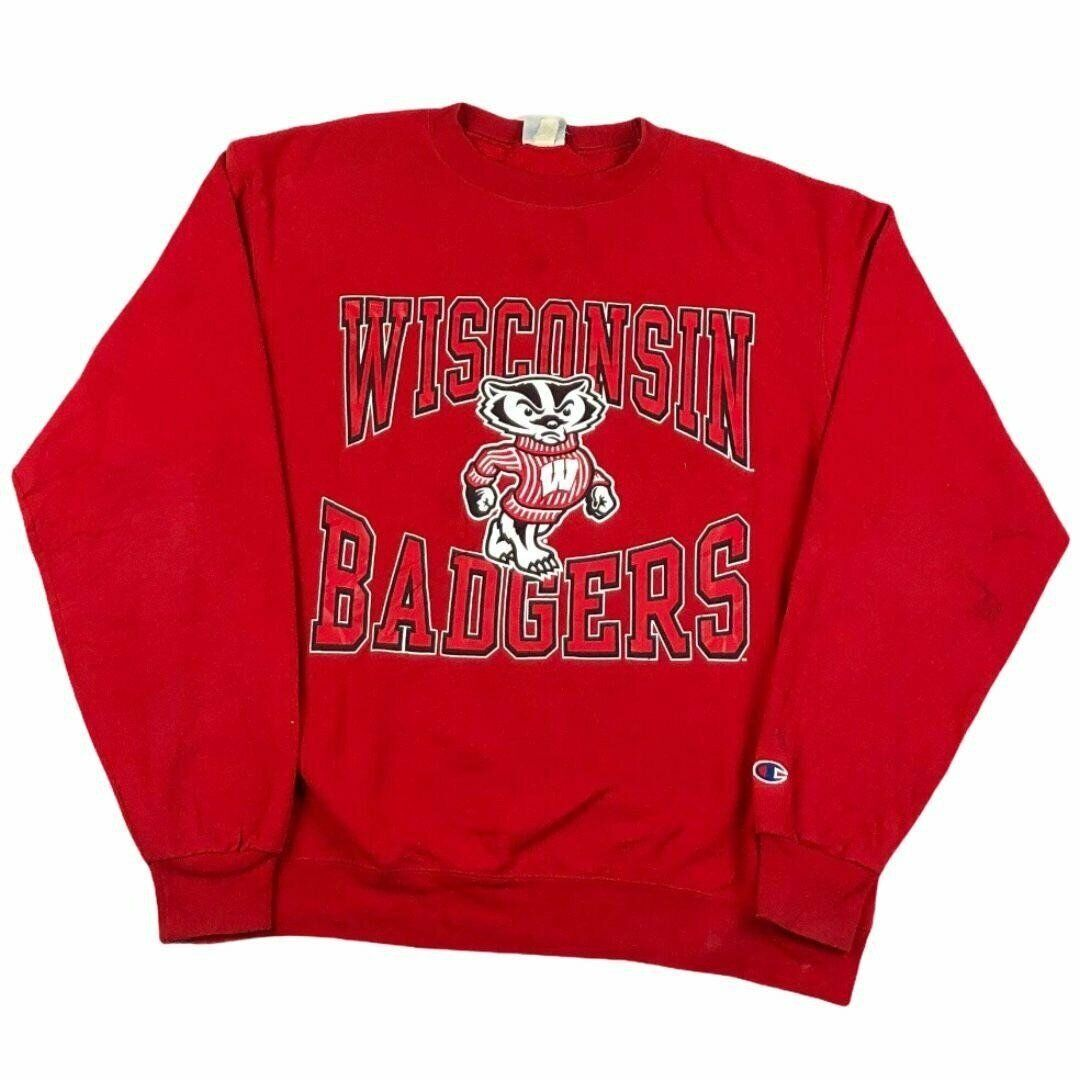 American Sports Champion sweatshirt- Wisconsin Badgers