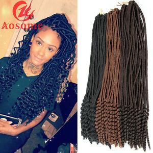 3 color faux locs curly ends dreadlock crochet braids synthetic image is loading 3 color faux locs curly ends dreadlock crochet pmusecretfo Images