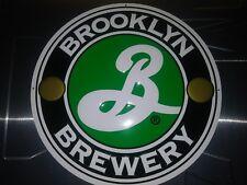 Brooklyn Brewery Tin Tacker Metal Beer Tray