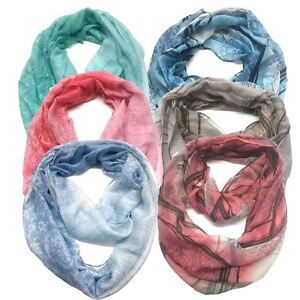 Infinity-Scarf-Top-Fashionland-Premium-Soft-Scattered-Sheer-Infinity-Scarf
