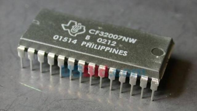 TI CF32007NT DIP