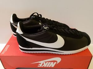 watch 6a5f1 cbe62 Image is loading Nike-Classic-Cortez-Nylon-Size-8-5-Black-