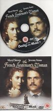 The French Lieutenant's Woman (DVD, 2002) Meryl Streep Jeremy Irons