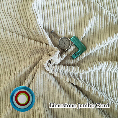 Free P+P Cobalt Blue ZigZag Jumbo Cord By The Metre