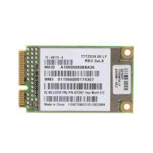Lenovo ThinkPad W500 Qualcomm WWAN Drivers Download