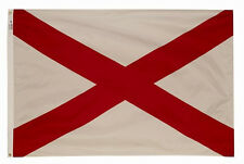 3x5 ft ALABAMA The Heart of Dixie OFFICIAL STATE FLAG OUTDOOR NYLON USA MADE