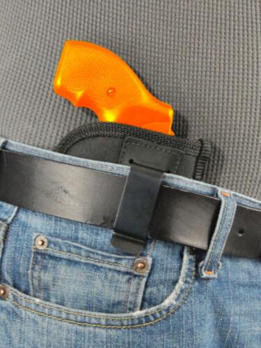 """Barsony IWB Concealment Holster RUGER SP 101 2.5/"""" brl"""