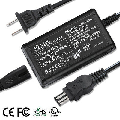 MVC-CD400 MVC-CD500 MVC-CD250 MVC-CD350 USB Power Adapter Charger for Sony MVC-CD200 MVC-CD300 MVC-CD1000 Mavica Digital Camera