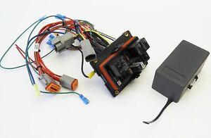 [SCHEMATICS_49CH]  Fuse Relay Panel Block Bussman 15303-6 w/ Deutsch Connectors, Pre-Wired |  eBay | Deutsch Connector Fuse Box |  | eBay