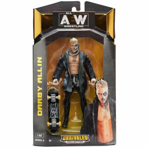 AEW Unrivaled Collection Series 3 Figure - Darby Allin *BRAND NEW*