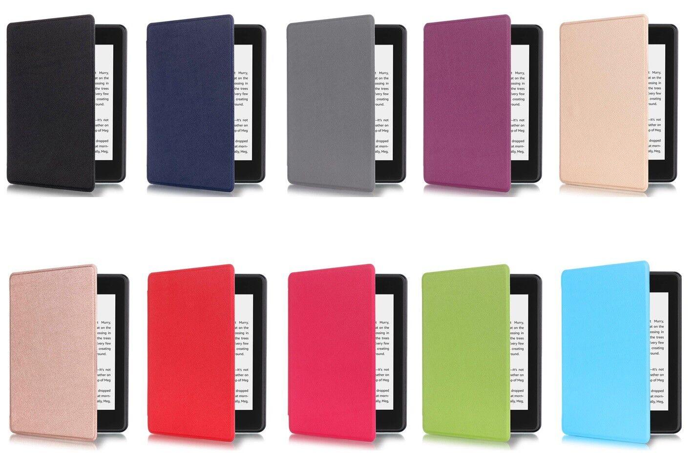 Schutz Hülle für Amazon neue Kindle Paperwhite 2018 Smart ...