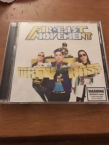 Music-Cd-Far-East-Movement-Dirty-Bass-Album-Great-Songs