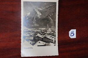 PerséVéRant Carte Postale Beyer Mittenwald 920-afficher Le Titre D'origine Avec Les éQuipements Et Les Techniques Les Plus Modernes