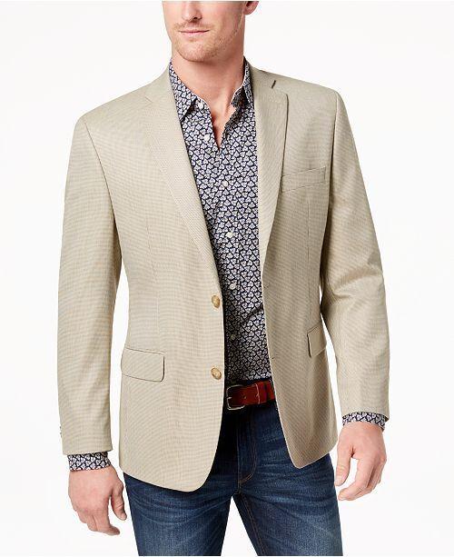 il prezzo rimane stabile all'ingrosso online dettagli per $499 Michael Kors Men'S Beige 2-Button Casual Suit Jacket Blazer ...