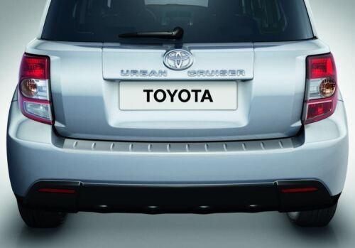 PZ402-B4520-0 Genuine Toyota Urban Cruiser Silver Rear Bumper Protection Plate