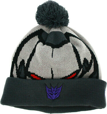 Officially Licensed Transformers Decepticon Beanie